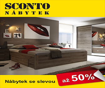Výprodeje a akce nábytku
